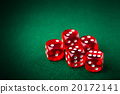 Red dice 20172141
