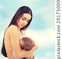 baby, newborn, mother 20173009