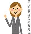 西装(上身)的女人是指手指 20175328