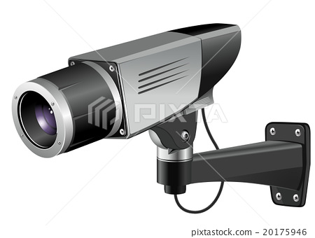 CCTV vector illustration 20175946