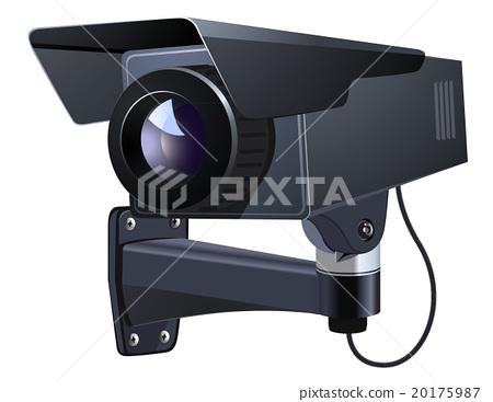 CCTV vector illustration 20175987