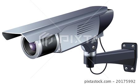 CCTV vector illustration 20175992
