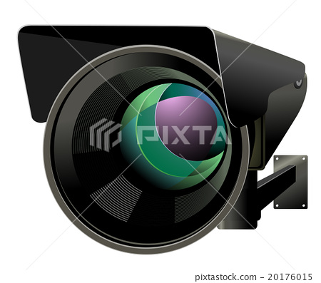 CCTV vector illustration 20176015