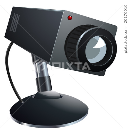 CCTV vector illustration 20176016