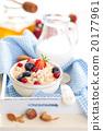 Healthy breakfast. 20177961