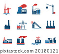 Factory and Industry Symbols 20180121