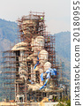 large statue of buddha is under construction 20180955