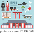 Country Japan travel vacation guide of goods 20192660