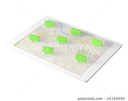 Tablet map 20193680