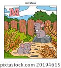 字母 鼠標 老鼠 20194615