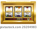 Jackpot Slot Machine Gold 20204983