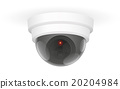 Observation Camera Ceiling White 20204984