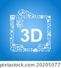 3D print concept 20205077