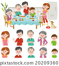 家庭 家族 家人 20209360