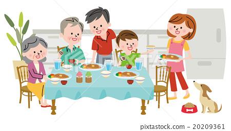 家庭 家族 家人 20209361