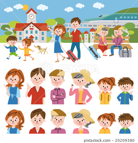 家庭 家族 家人 20209380