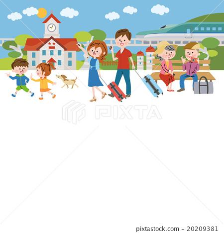 家庭 家族 家人 20209381
