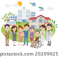 family, person, hospital 20209925