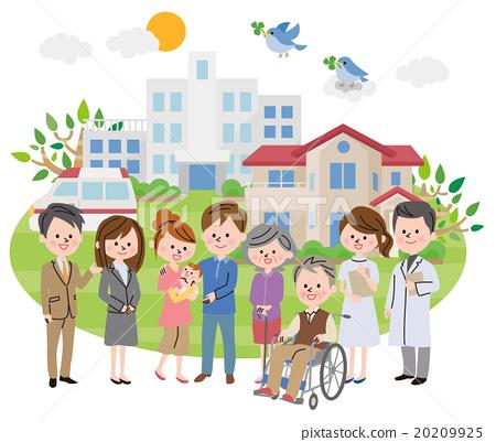 家庭 家族 家人 20209925