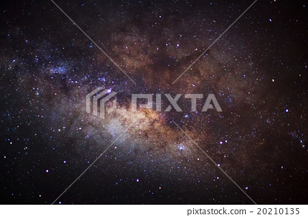 The center of the milky way galaxy 20210135