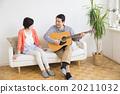 夫婦 弦樂器 器械 20211032