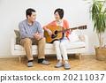 夫婦 弦樂器 器械 20211037