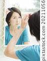 女性 女 女人 20211056