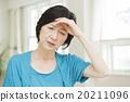 中年人 中年 成熟的女人 20211096