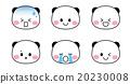 panda, pandas, character 20230008