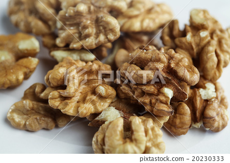 Kernel of a Walnut on The Table 20230333