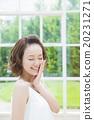 年輕 青春 女性 20231271