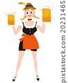 beer garden, beer, lager 20231465