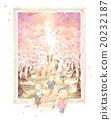 樱花 樱桃树 春天 20232187