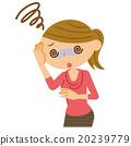 頭暈的女人 20239779