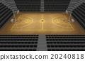 Basketball stadium , 3d  20240818