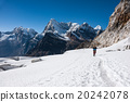 Mera peak trekking, Everest region, Nepal 20242078