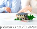 부부 여성 남성 갑작스런 수요 소비 증세 전에 내 홈 주택 구입 복사 공간 캐주얼 20250249