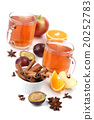 Spicy winter drink 20252783