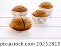 magdalenas, typical spanish plain muffins 20252815