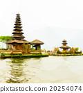 Bedugul Bali Background 20254074
