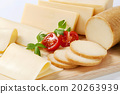 slices of cheese 20263939