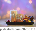 christmas candle 20266111