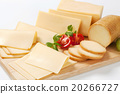 slices of cheese 20266727