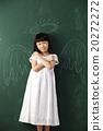 天使 黑头发 黑发 20272272