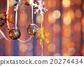 Christmas bauble 20274434