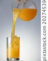 orange juice 20274539