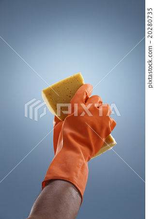 Stock Photo: Cleaning Equipment