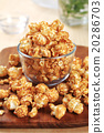 Caramel popcorn 20286703
