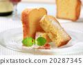 Pound cake 20287345