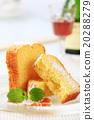 Pound cake 20288279